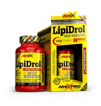 Amix Pro Lipidrol Fat Burner 120...