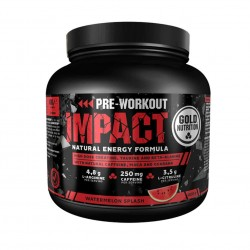 Gold Nutrition Pre-WorkOut...