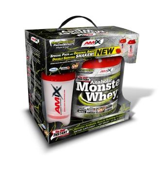 Amix Anabolic Monster Whey 2 Kg+...