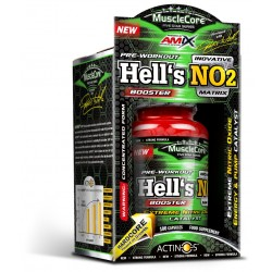 Amix MuscleCore Hell´s NO2...