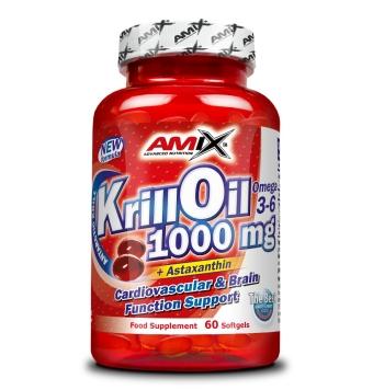 Amix Krill Oil 1000 mg - 60...