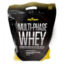 Big Man Multi phase Whey 2,26 Kg...