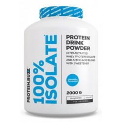 Protein Buzz 100% Isolate...