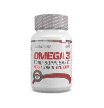 BiotechUSA Omega 3 - 90 Cápsulas