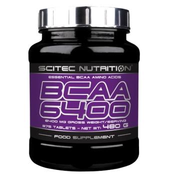 Scitec Nutrition Bcaa 6400 375 Tabletas