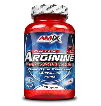 Amix Arginina 120 Cápsulas