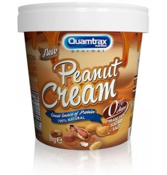 Quamtrax Crema de Cacahuete...