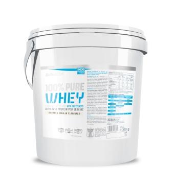 BioTechUSA 100% Pure Whey 4000 gr