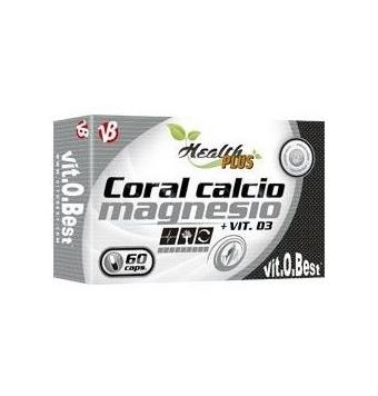VitOBest Coral Calcio Magnesio +...
