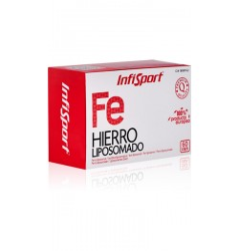 InfiSport Hierro Liposomado 60...