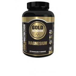 Gold Nutrition Magnesio 600 mg -...