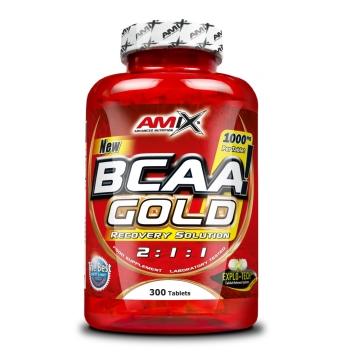 Amix Bcaa Gold 2:1:1 300 Tabletas