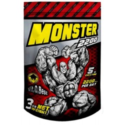 VitOBest Monster Gainer...