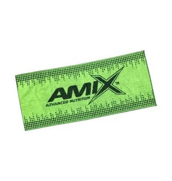 Amix Toalla Verde & Negro