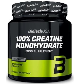 BioTechUSA 100% Creatina...