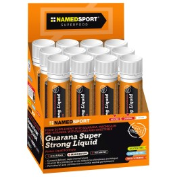 NamedSport Guaranà Super...