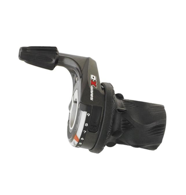 Mando de cambio SRAM X0 Twister Micro 3v izquierdo (delantero)