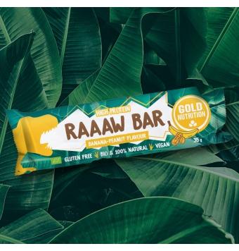 Gold Nutrition Raaaw Bar 35...