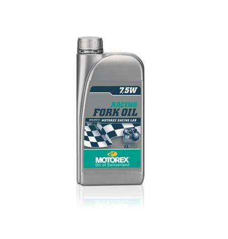 Motorex Racing Fork Oil 7,5W Horquillas Susp. Botella 1 Litro