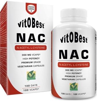 VitOBest NAC 300 mg 100...
