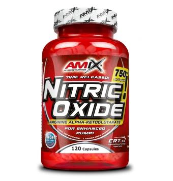 Amix Nitric Oxide 120 Cápsulas