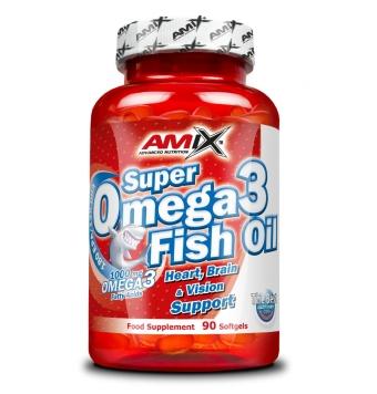 Amix Super Omega 3 - 90 Cápsulas