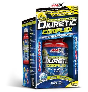 Amix Diuretic Complex 90 Cápsulas