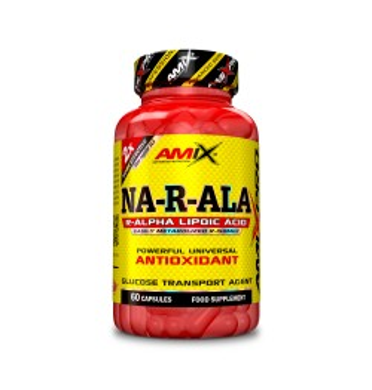 Amix Pro NA-R-ALA 60 Cápsulas