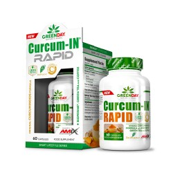 Amix GreenDay Curcum-In Rapid 60...