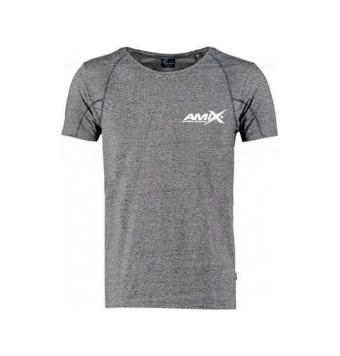 Amix Camiseta de Manga Corta Gris