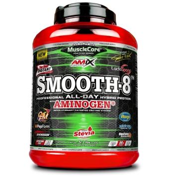 Amix MuscleCore Smooth 8 Hybrid...
