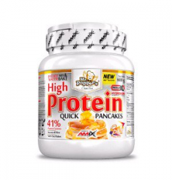 Amix High Protein Pancakes 600...
