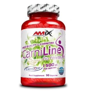 Amix Carniline 90 Cápsulas