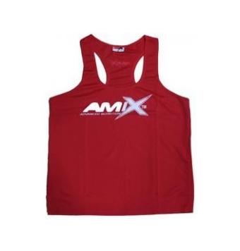 Amix Camiseta de Tirantes Roja