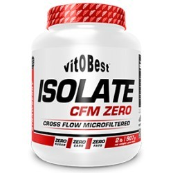VitOBest Isolate CFM Zero...