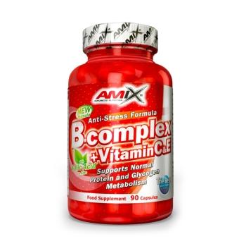 Amix B Complex 90 Cápsulas