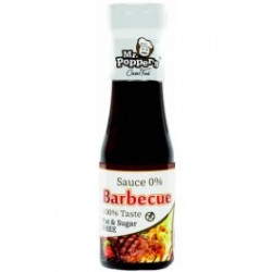 Amix Salsa 0% Barbacoa Mr Popper...