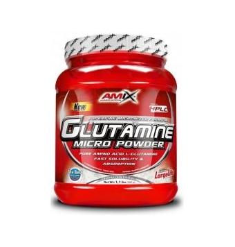 Amix Glutamina 500 Gr