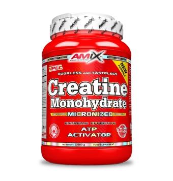 Amix Creatina Monohidrato 500 Gr...