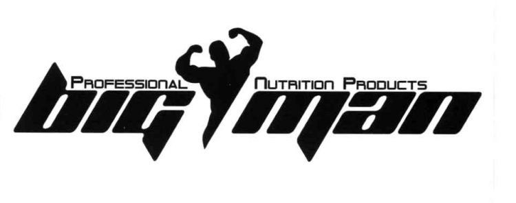 BIG MAN NUTRITION